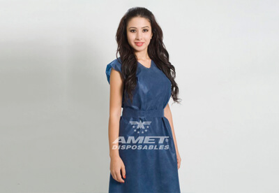 Short sleeve gown 35 gr.